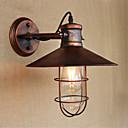 abordables Bombillas LED-Rústico / Campestre / Campestre / Retro Luces de Pared LED Metal Luz de pared 110-120V / 220-240V 4W