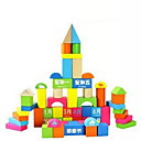 povoljno Pločasti blokovi-Poučna igračka 1 pcs Dvorac Klasični Dječaci Djevojčice Igračke za kućne ljubimce Poklon