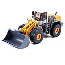 billige Toy Trucks & Construction Vehicles-Entreprenørmaskiner Hjullaster Leketrucker og byggebiler Lekebiler 01:50 Metallisk Barne Unisex Gutt Jente Leketøy Gave