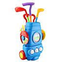 cheap Racquet Sport Toys-Balls Golf Toy Golf Novelty ABS 9pcs High Quality Kid's Boys' Gift