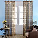 baratos Cortinas Transparentes-Regional Sheer Curtains Shades Um Painel Transparente Sala de Estar   Curtains