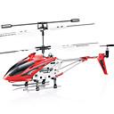 baratos Quadicópteros CR & Multirotores-RC Drone SYMA S107G 4CH 6 Eixos 2.4G Quadcópero com CR Vôo Invertido 360° / Upside-Down Vôo / Flutuar Quadcóptero RC