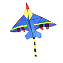 baratos Brinquedos de Pesca-WEIFANG Pipa Aeronave Lutador Criativo Novidades Policarbonato Tecido Unisexo Crianças Dom 1pcs
