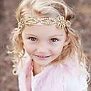 رخيصةأون للأولاد أغطية الرأس-حجم واحد أبيض اكسسوارات الشعر قطن / دانتيل للجنسين أطفال / رباطات شعر