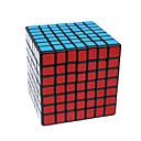 billige Puslespill i tre-Rubiks kube YONG JUN 7*7*7 Glatt Hastighetskube Magiske kuber Kubisk Puslespill Glans Gave Unisex