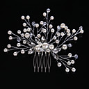 cheap Favor Holders-Crystal / Imitation Pearl / Rhinestone Hair Combs with 1 Wedding / Special Occasion / Casual Headpiece