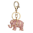 cheap Religious Jewelry-Key Chain Key Chain Elephant Metal 1 pcs Pieces Unisex Gift