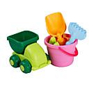 Недорогие Игрушечные инструменты-Игрушечные машинки Пляжные игрушки Ролевые игры Универсальные Автомобиль Оригинальные Детские