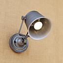 baratos Luzes de LED de Parede-Rústico / Campestre / Regional / Retro Arandelas LED Metal Luz de parede 110-120V / 220-240V 5W