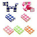 abordables Jouets Aimantés-Cube magique Cube QI Diabolicube 3*3*3 Cube de Vitesse  Diabolicube Jouet Educatif Casse-tête Cube Autocollant Lisse Enfant Jouet Unisexe Garçon Fille Cadeau