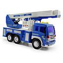 رخيصةأون فيدجيت سبنر-سيارة الإطفاء محركات سيارات السحب صبيان فتيات ألعاب هدية