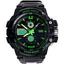 baratos Smartwatches-Relógio inteligente YY0990 para Android iOS Sem Fio Impermeável Suspensão Longa Multifunções Cronómetro Relogio Despertador Cronógrafo Calendário / > 480