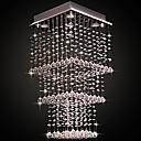 hesapli Avizeler-LightMyself™ 5-Işık Avize Lambalar Aşağı Doğru Boyalı kaplamalar Kristal Kristal 110-120V / 220-240V Ampul Dahil / GU10