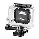 preiswerte Headsets und Kopfhörer-Schutzhülle Wasserfestes Gehäuse Hülle Wasserfest Zum Action Kamera Gopro 3 Kunststoff ABS