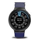 baratos Smartwatches-Relógio inteligente YYI4 para iOS / Android / iPhone Monitor de Batimento Cardíaco / Calorias Queimadas / satélite / Suspensão Longa / Chamadas com Mão Livre Cronómetro / Aviso de Chamada / Monitor