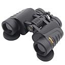 رخيصةأون تيليسكوب و منظار-12 X 45mm مناظير دقة عالية / عام / حمل القضية أسود / العسكرية / سقف / الصيد / الطيور تراقب