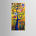 preiswerte Aufgespannte Leinwandrucke-Giclée Print Abstrakt Stil Modern, Ein Panel Segeltuch Vertikal Druck Wand Dekoration Haus Dekoration