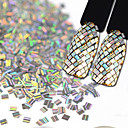 cheap Car Signal Lights-1 pcs Rhinestones 3D nail art Manicure Pedicure Stylish / Jewelry / Shiny