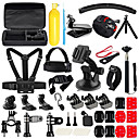 cheap Accessories For GoPro-Accessory Kit For Gopro 50 in 1 / Multi-function / Foldable For Action Camera Gopro 6 / Gopro 5 / Xiaomi Camera Diving / Surfing / Ski /
