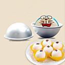 abordables Utensilios de Panadería y Repostería-Herramientas para hornear Aluminio / Metal Ecológica / Manualidades Pastel / Chocolate / Hielo Molde para hornear 1pc