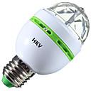 זול רצועת הכלים & Streamer צעצועים-1pc 3 W 200-300 lm נורות גלוב לד 1 LED חרוזים לד בכוח גבוה RGB / חלק 1