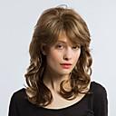 זול דלת חומרה & מנעולים-שיער אנושי מתולתל / קלאסי הוכן באמצעות מכונה פאה יומי / מסולסל