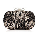 cheap Clutches & Evening Bags-Women's Bags Polyester Tote Lace Gold / Silver