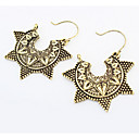 cheap Earrings-Women's Logo Stud Earrings / Drop Earrings / Hoop Earrings - Friends, Star Personalized, Unique Design, Classic Gold / Silver For Christmas Gifts / Wedding / Party