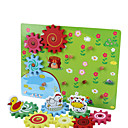 cheap Wooden Puzzles-Building Blocks Educational Toy Classic Cool Boys' Gift