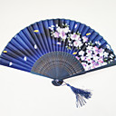 cheap Fans & Parasols-Party / Evening / Causal Material Wedding Decorations Beach Theme / Garden Theme / Vegas Theme / Asian Theme / Floral Theme / Butterfly