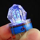 cheap Fishing Light-Blue Diamond LED Fishing Lights Deep Drop Swordfish Squid Bait Strobe Outdoor Fishing