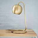 olcso Fali rögzítők-Rusztikus Többszínű Asztali lámpa Kompatibilitás Fém 110-120 V 220-240 V Fehér Fekete Bronz