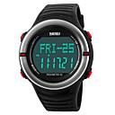 baratos Smartwatches-Relógio inteligente YYSKMEI1111 para Monitor de Batimento Cardíaco / Calorias Queimadas / Suspensão Longa / Impermeável / Tora de Exercicio Cronómetro / Podômetro / Relogio Despertador / Cronógrafo