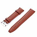 baratos Smartwatch Acessórios-Pulseiras de Relógio para Huawei Watch 2 Huawei Fecho Moderno Couro Legitimo Tira de Pulso
