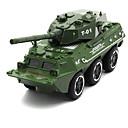 baratos Caminhões de brinquedo e veículos de construção-Carros de Brinquedo Veículo Militar Tanque / Charrete Simulação Unisexo