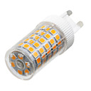 abordables Luces LED de 2 Pin-YWXLIGHT® 1pc 10 W 900-1000 lm G9 Luces LED de Doble Pin T 86 Cuentas LED SMD 2835 Regulable Blanco Cálido / Blanco Fresco / Blanco Natural 220-240 V / 1 pieza