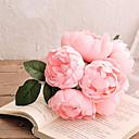 baratos Flor artificiali-Flores artificiais 1 Ramo Moderna / Modern Plantas Flor de Mesa