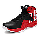 cheap Men's Athletic Shoes-Men's Microfiber Spring / Fall Comfort Athletic Shoes Basketball Shoes Red / Black / White / Black / Red
