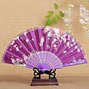 billige Vifter og parasoller-Fest / aften / Avslappet Materiale Bryllupsdekorasjoner Strand Tema / Hage Tema / Blomster Tema / Sommerfugl Tema / Ferie / Klassisk Tema