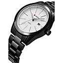 cheap Dance Sneakers-CURREN Men's Sport Watch / Wrist Watch Calendar / date / day / Creative / Cool Stainless Steel Band Luxury / Casual / Fashion Black