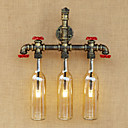 cheap Swing Arm Lights-LED / Vintage / Country Wall Lamps & Sconces Metal Wall Light 220-240V 3W