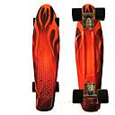 preiswerte Skateboarding-22 Zoll Standard-Skateboards PP (Polypropylen) ABEC-7 Berufs Gelb / Rot / Blau