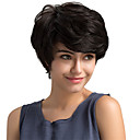 cheap Primer-Human Hair Capless Wigs Human Hair Natural Wave Classic High Quality Machine Made Wig Daily