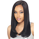 cheap Human Hair Wigs-Remy Human Hair Glueless Lace Front Lace Front Wig Brazilian Hair Straight Yaki Wig Bob 130% 150% Density with Baby Hair Natural Hairline African American Wig 100% Hand Tied Women's Short Medium