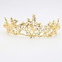 cheap Men's Sneakers-Rhinestone Alloy Tiaras 1 Wedding Special Occasion Party / Evening Headpiece