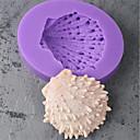 hesapli Fırın Gereçleri-Bakeware araçları Silikon Çocuklar / Tatil / Yenilikçi Candy Pasta Kalıpları 1pc