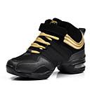 olcso Sütőeszközök-Női Tánccipők Lélegző háló Magassarkúk Dance Shoes Arany / Fekete / Fekete / Vörös / Gyakorlat