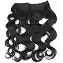 olcso Felragasztható póthajak-Flip In Human Hair Extensions Hullámos haj Női Napi