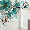 baratos Adesivos de Parede-Filme de Janelas e Adesivos Decoração Floral Estampado PVC / Vinil Adesivo de Janela / Sala de Estar / Banheiros / Shop / Cafe