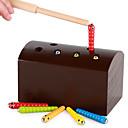 levne Matematické hračky-Výukový nástroj Montessori Magnetické hračky Stavební bloky Vzdělávací hračka Hračky Vzdělání Dřevěný Dětské Pieces